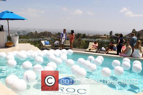 Cheryl Burke, Derek Hough and CIROC Summer Birthday Bash 120