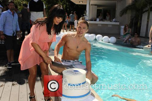 Cheryl Burke, Derek Hough and CIROC Summer Birthday Bash 124