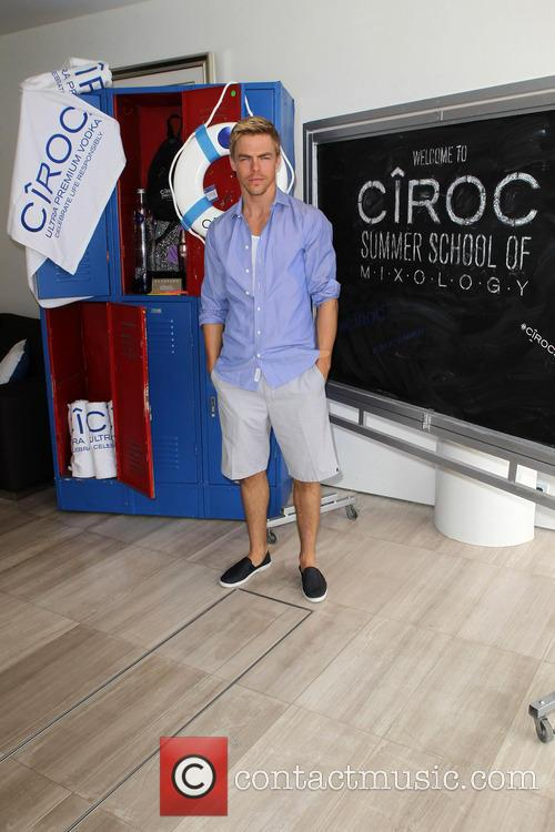 Cheryl Burke, Derek Hough and CIROC Summer Birthday Bash 128