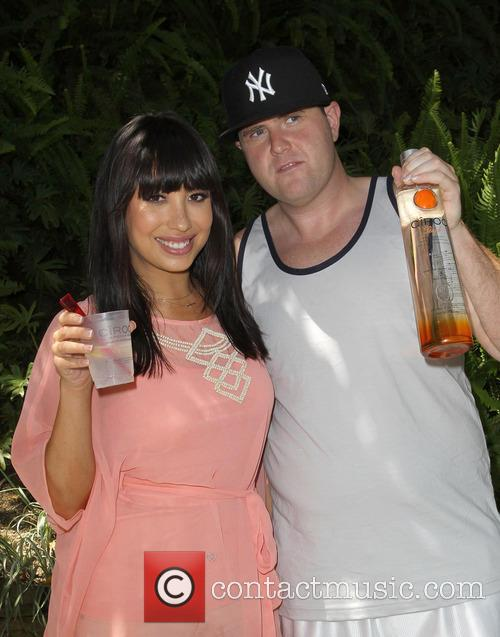 Cheryl Burke, Derek Hough and CIROC Summer Birthday Bash 132