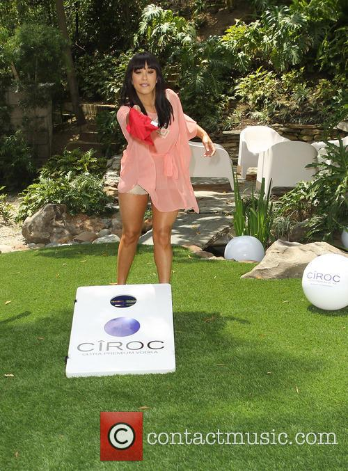 Cheryl Burke, Derek Hough and CIROC Summer Birthday Bash 135