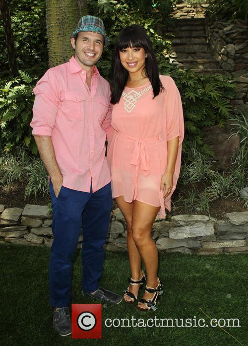 Cheryl Burke, Derek Hough and CIROC Summer Birthday Bash 166