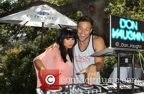Cheryl Burke, Derek Hough and CIROC Summer Birthday Bash 168