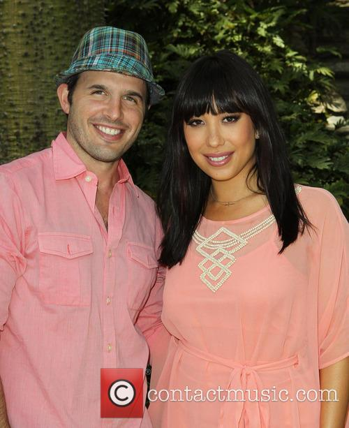 Cheryl Burke and Guest 11