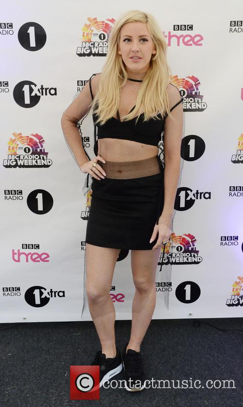 BBC Radio 1's Big Weekend - Backstage - Day 2