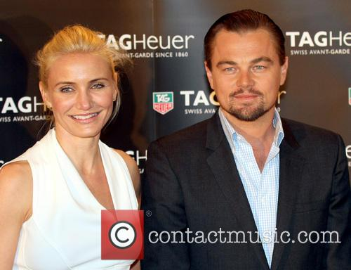 Cameron Diaz and Leonardo Dicaprio 2