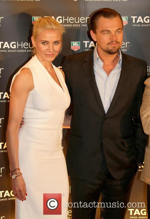 Cameron Diaz and Leonardo Dicaprio 4