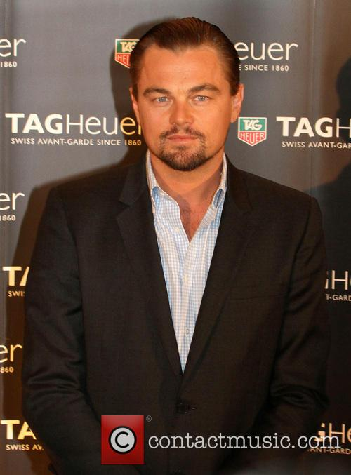 Leonardo DiCaprio, Tag Heuer Yacht Party