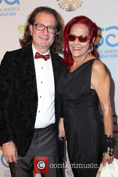 Greg Pappas and Patricia Field 2