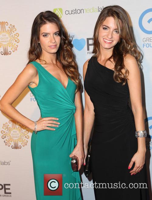 Maria Mehalis and Helena Mehalis 2