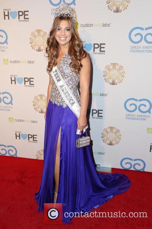 Miss Teen Usa and Eleana Frangedis