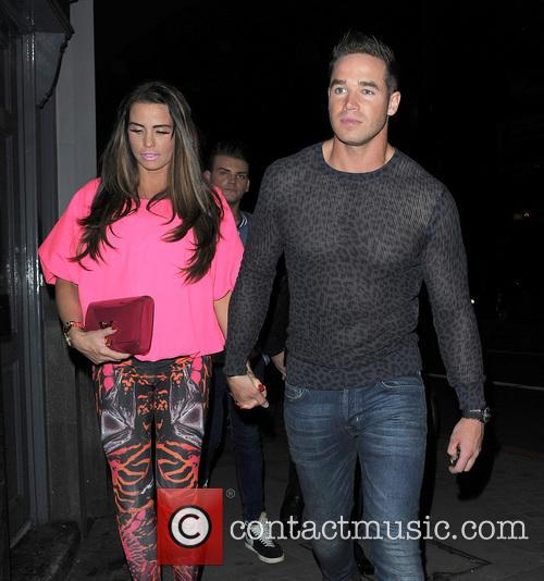 Katie Price, Jordan and Kieran Hayler 3