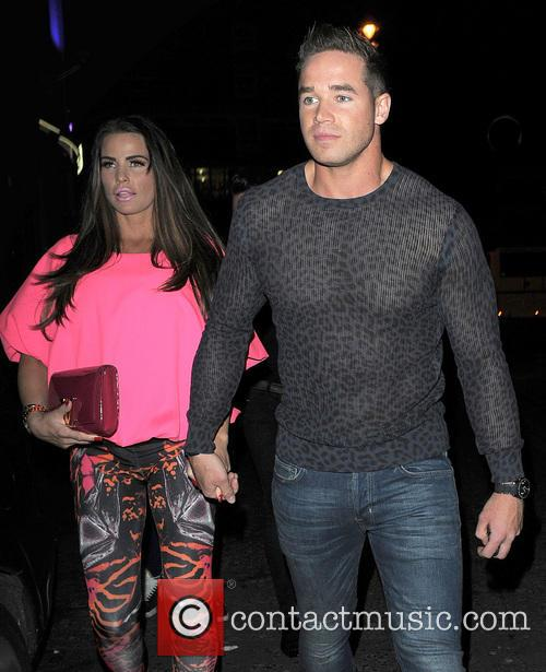 Katie Price, Jordan and Kieran Hayler 5