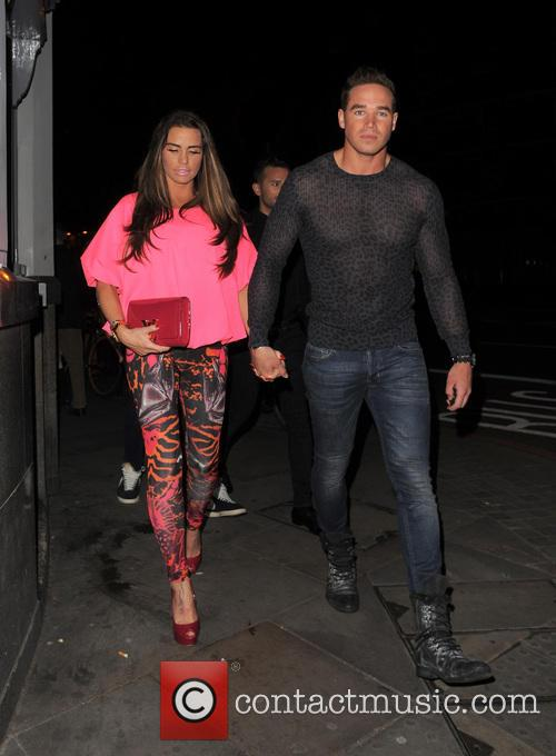 Katie Price, Jordan and Kieran Hayler 7