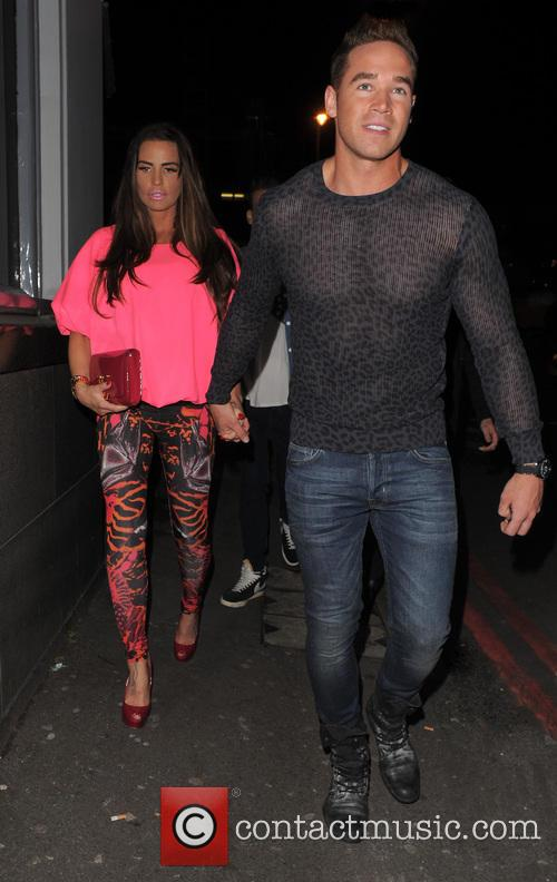 Katie Price, Jordan and Kieran Hayler 8