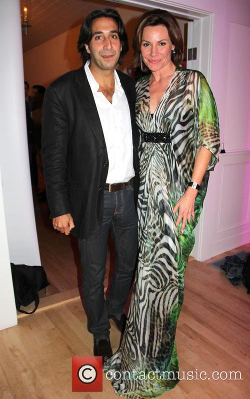 Countess Luann De Lesseps and Jacques Azoulay 3