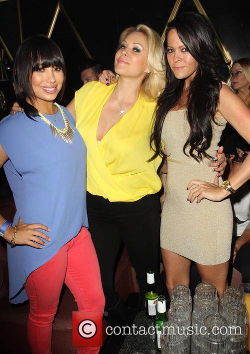 Cheryl Burke, Shanna Moakler and Allison Melnick 4