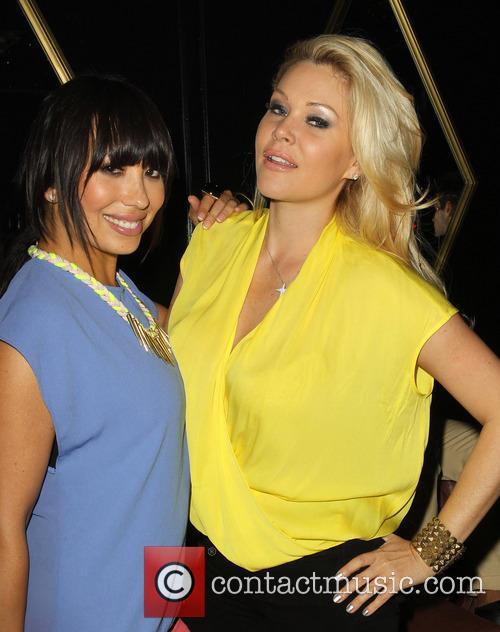Cheryl Burke and Shanna Moakler 2
