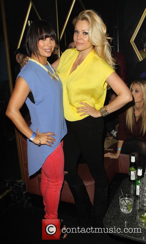 Cheryl Burke and Shanna Moakler 5