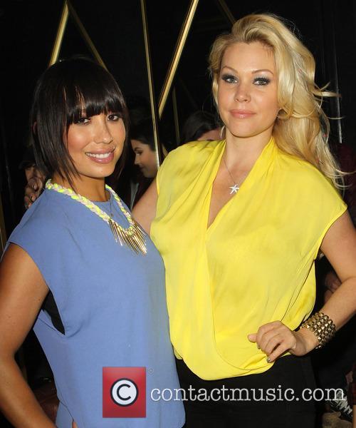 Cheryl Burke and Shanna Moakler 6