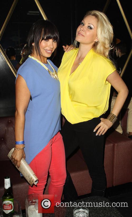 Cheryl Burke and Shanna Moakler 1