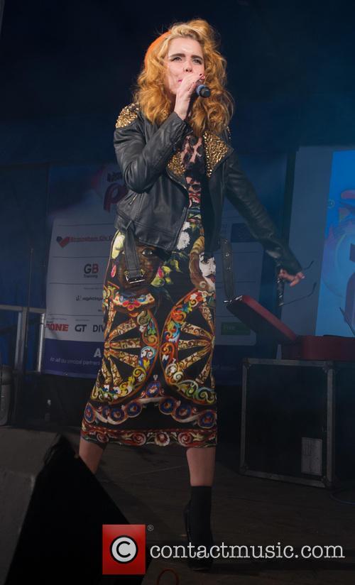 Gay Pride Birmingham 2013 - Performances - Day 2