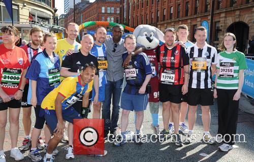The Bupa Great Manchester Run