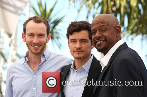 Conrad Kemp, Forest Whitaker and Orlando Bloom 1