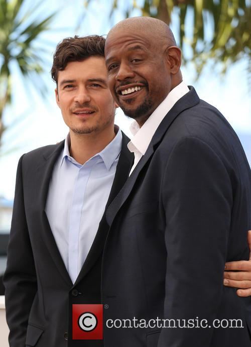 Forest Whitaker and Orlando Bloom 2