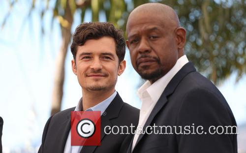 Forest Whitaker and Orlando Bloom 3