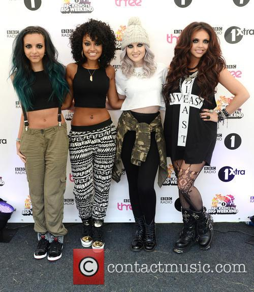 Jade Thirlwall, Leigh-anne Pinnock, Perrie Edwards, Jesy Nelson and Little Mix 3