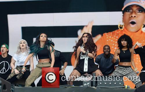Jade Thirlwall, Leigh-anne Pinnock, Perrie Edwards, Jesy Nelson and Little Mix 8