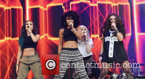Jade Thirlwall, Leigh-anne Pinnock, Perrie Edwards, Jesy Nelson and Little Mix 10