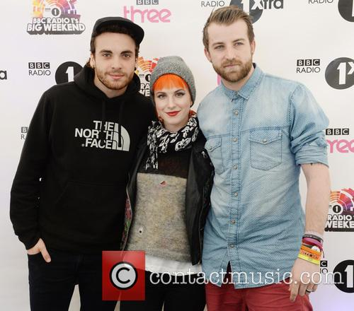 Paramore at BBC Radio 1's Big Weekend
