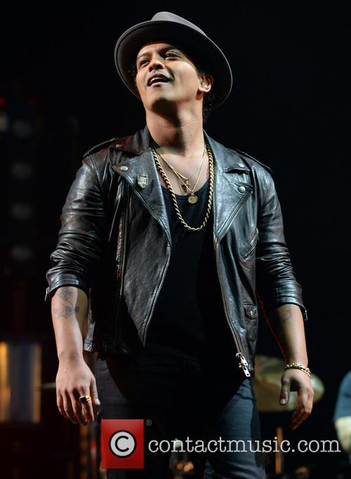 Bruno Mars, Radio 1's Big Weekend