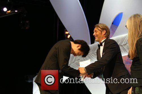 Mads Mikkelsen and Moon Byung-gon 1