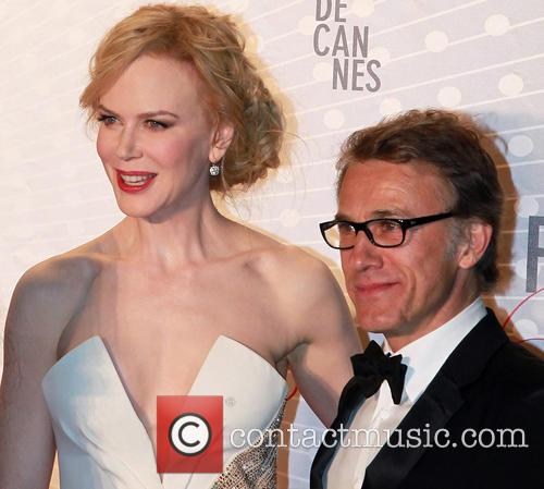 Nicole Kidman and Christoph Waltz 4