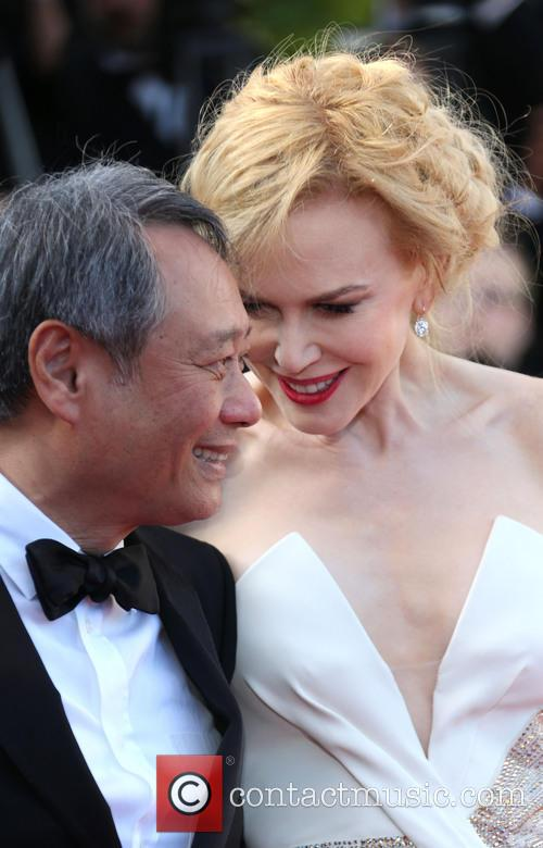Nicole Kidman and Ang Lee 5