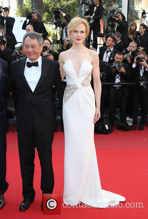 Nicole Kidman and Ang Lee 8