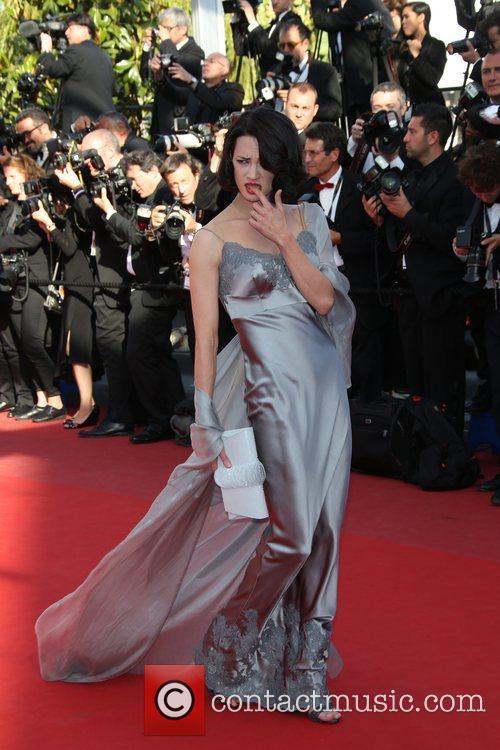 Asia Argento, Cannes Film Festival