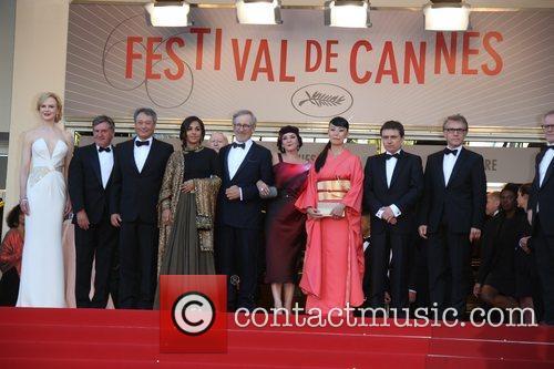 Nicole Kidman, Daniel Auteuil, Ang Lee and Vidya Balan 2