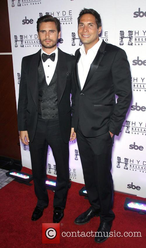 Scott Disick and Joe Francis 5