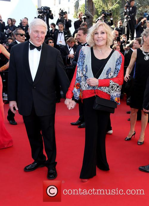 Robert Malloy, Kim Novak, Cannes Film Festival