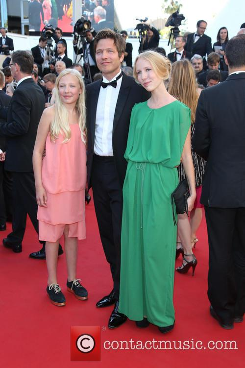 Thomas Vinterberg and Daughters 5