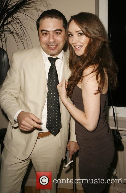 Emmett J. Scanlan and Claire Cooper 3
