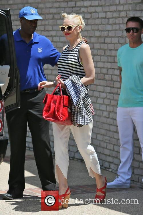 Celebrities arriving at Joel Silver's Memorial Day Party