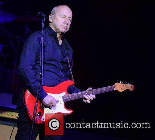 Mark Knopfler performs at Royal Albert Hall,