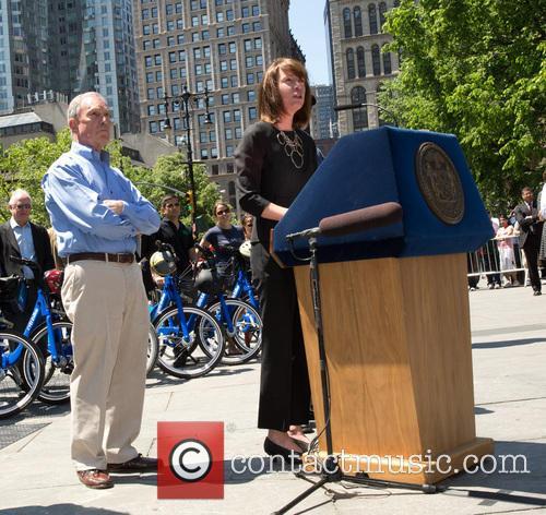 Janette Sadik-khan and Michael Bloomberg 3