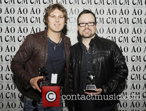 Jason Blaine and Deric Ruttan 2