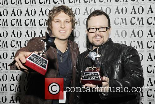 Jason Blaine and Deric Ruttan 1